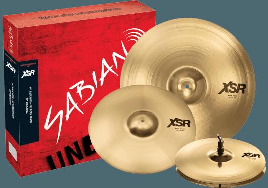 Sabian Cymbales Batterie XSR5009B