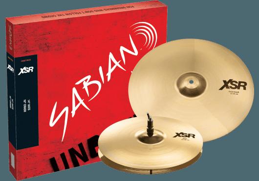 Sabian Cymbales Batterie XSR5011B