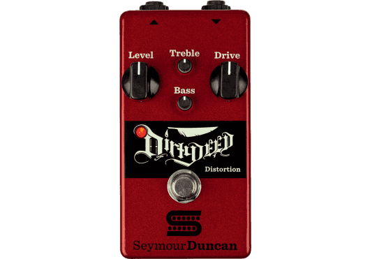 Seymour Duncan PEDALES D'EFFETS DIRTY-DS