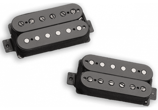 SEYMOUR DUNCAN Micros guitare électrique PGS-SNT-SET-P-6STR