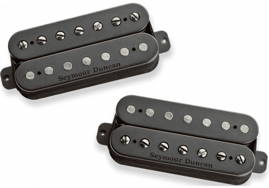 Seymour Duncan MICROS GUITARE ÉLECTRIQUE PGS-SNT-SET-P-7STR