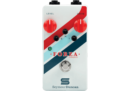 Seymour Duncan PEDALES D'EFFETS FORZA-OD