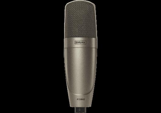 SHURE Micros de Studio KSM42-SG