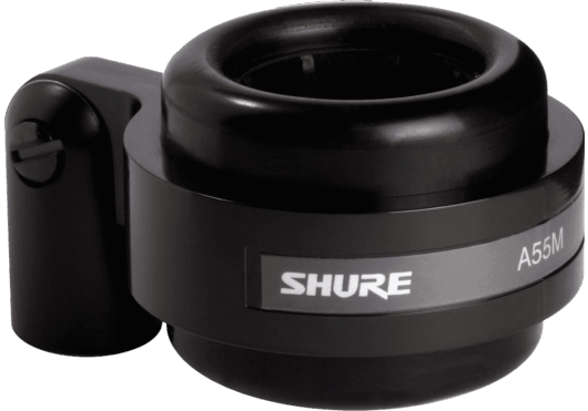 SHURE Micros filaires A55M