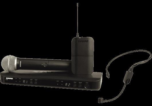 SHURE Systemes HF BLX1288E-PGA31-M17