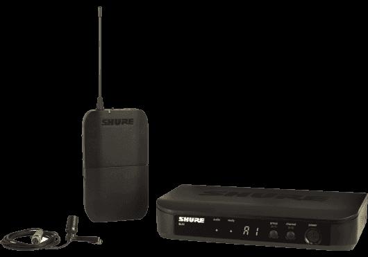 SHURE Systemes HF BLX14E-CVL-M17