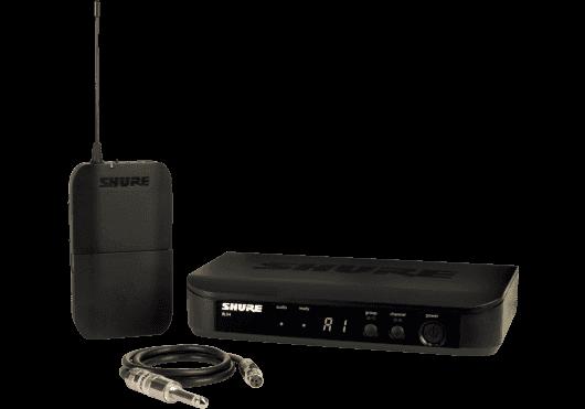 Shure SYSTEMES HF BLX14E-M17
