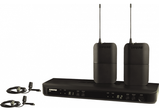 SHURE Systemes HF BLX188E-CVL-M17