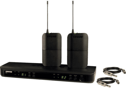 SHURE Systemes HF BLX188E-M17