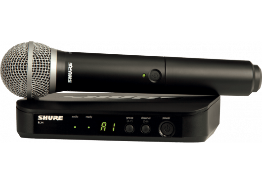 SHURE Systemes HF BLX24E-PG58-M17
