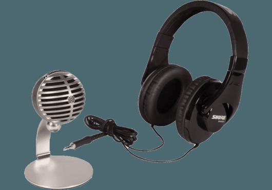 Shure Micros Numériques MV5-240A-BNDL