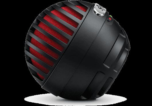 Shure Micros Numériques MV5-B-LTG