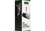 SHURE Micros Numériques MV7-S