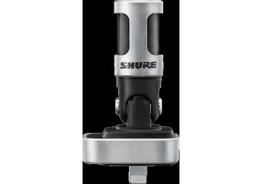 Shure Micros Numériques MV88