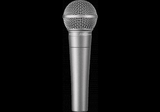 Shure Micros filaires SM58-50A
