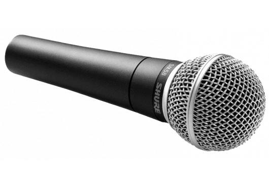 Shure Micros filaires SM58-LCE