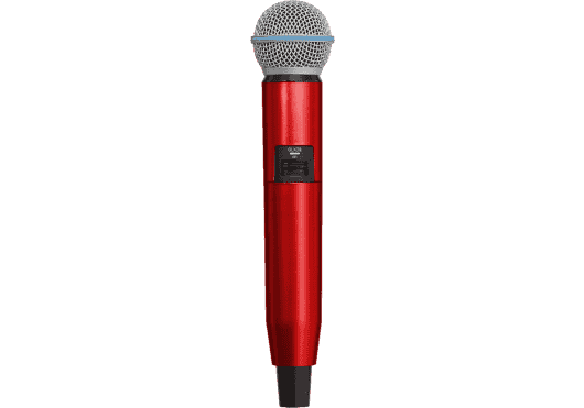 SHURE Systemes HF WA723-RED