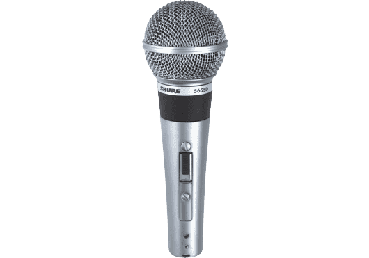 Shure Micros filaires 565SD-LC