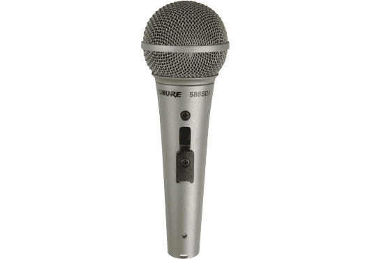 Shure Micros filaires 588SDX