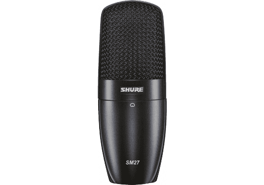 SHURE Micros de Studio SM27