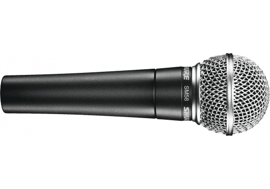 Shure Micros filaires SM58SE