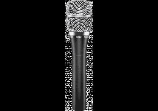 SHURE Micros filaires SM86