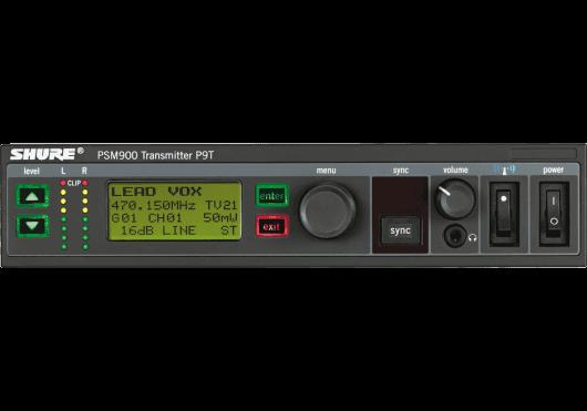Shure Ear Monitor P9TE-L6E
