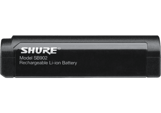 SHURE Systemes HF SB902