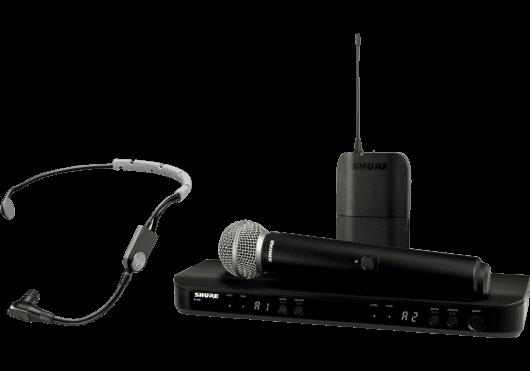 SHURE Systemes HF BLX1288E-SM35-M17