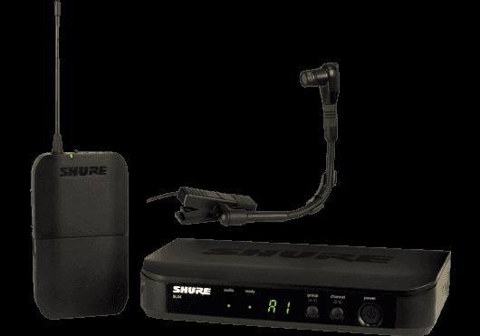 SHURE Systemes HF BLX14E-B98-M17