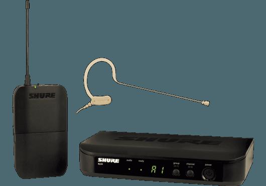 Shure SYSTEMES HF BLX14E-MX53-M17