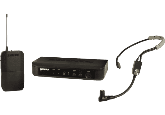 SHURE Systemes HF BLX14E-SM35-M17