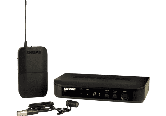 SHURE Systemes HF BLX14E-W85-M17