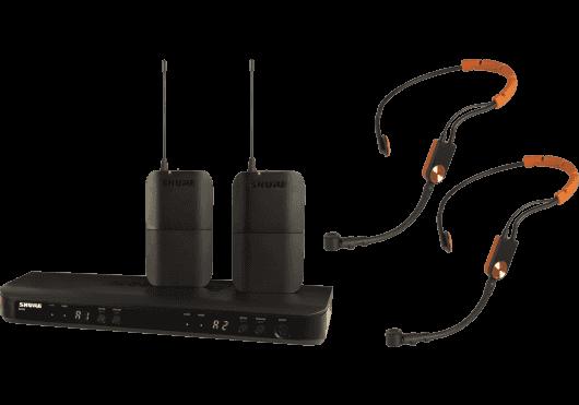 SHURE Systemes HF BLX188E-SM31-M17