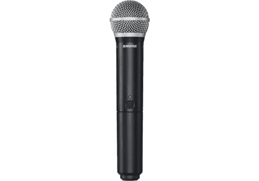 SHURE Systemes HF BLX2-PG58-M17