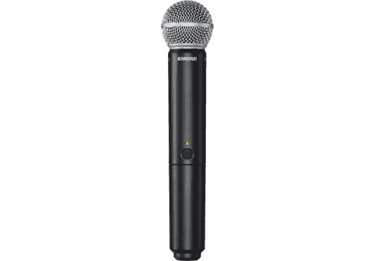 SHURE Systemes HF BLX2-SM58-M17