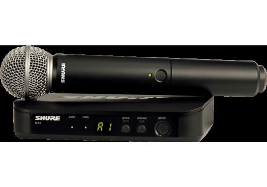 SHURE Systemes HF BLX24E-SM58-M17