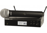 Shure SYSTEMES HF BLX24RE-PG58-M17