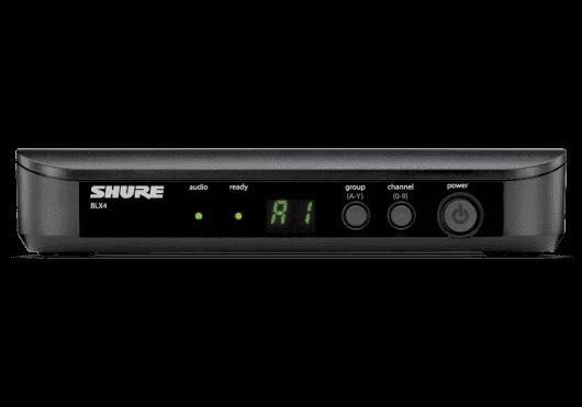 SHURE Systemes HF BLX4E-M17