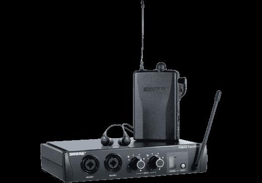 SHURE Ear Monitor EP2TR112GR-K9