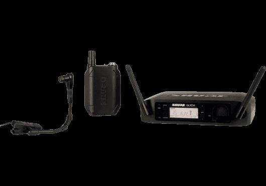 SHURE Systemes HF GLXD14E-B98-Z2