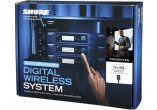 Shure Systemes HF GLXD14RE-93-Z2 - Packaging