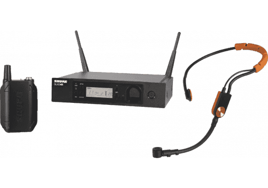 SHURE Systemes HF GLXD14RE-SM31-Z2