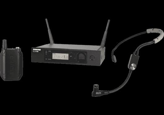 Shure SYSTEMES HF GLXD14RE-SM35-Z2