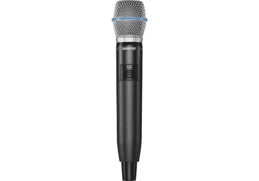 SHURE Systemes HF GLXD2-B87A-Z2