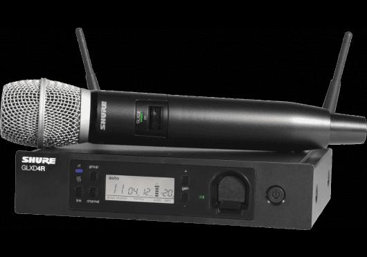Shure SYSTEMES HF GLXD24RE-SM86-Z2