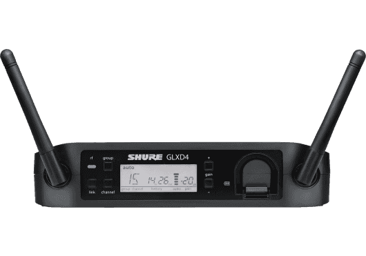 Shure SYSTEMES HF GLXD4E-Z2