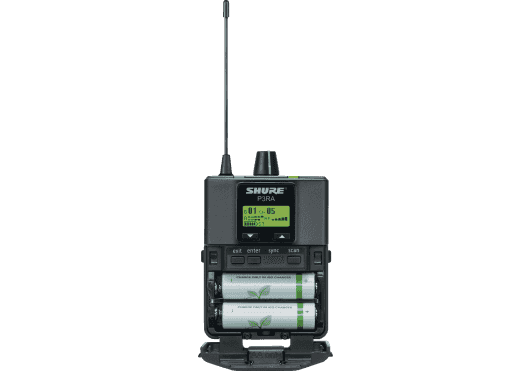 SHURE Ear Monitor P3RA-K3E