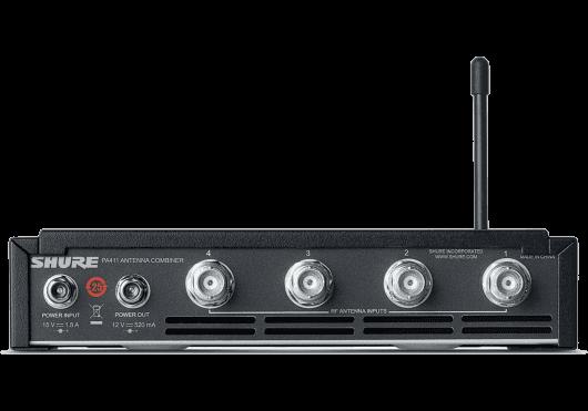 SHURE Ear Monitor PA411-E