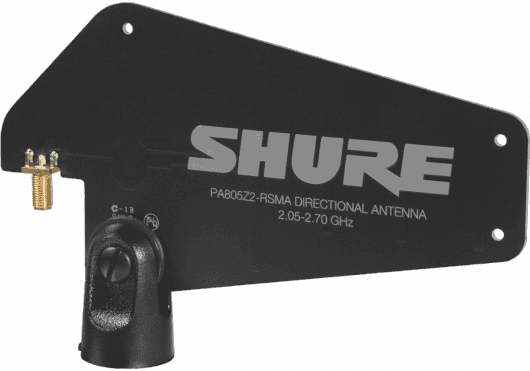 Shure SYSTEMES HF PA805Z2-RSMA
